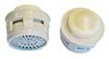 Wasserhahn-Durchflussbegrenzer Einsatz (DIFFUSE) für 4,6,8 l/min, genormte Größe, Ersatz für den eingebauten Perlator, passend für Wasserhähne weltweit. Wartungsfrei.