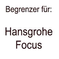 Durchflussbegrenzer  ( 4 l/min ) passend für Hans Grohe Focus